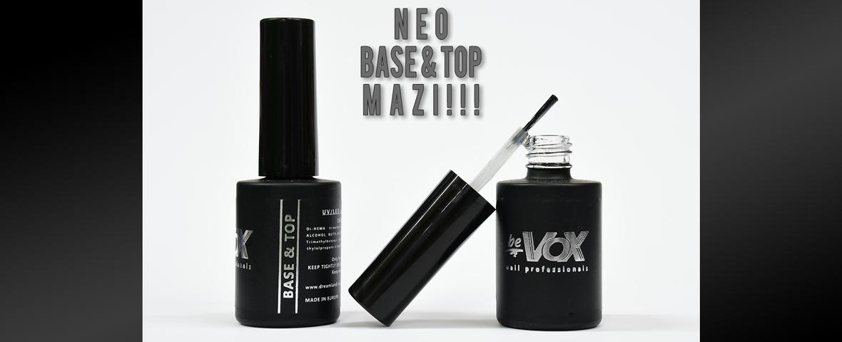 BeVox Top & Base